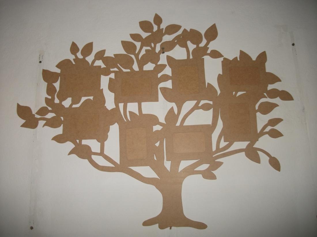 Árvore de fotos
