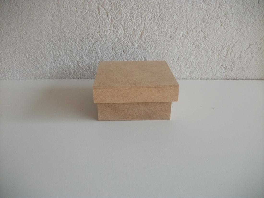 Caixa 100x100x50mm