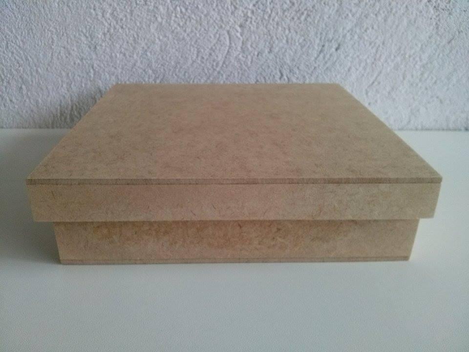 Caixa 190x190x50mm